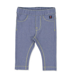 Baby Jeggings Blue