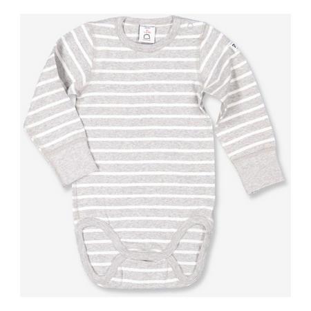 Stripe Long Sleeve Bodysuit