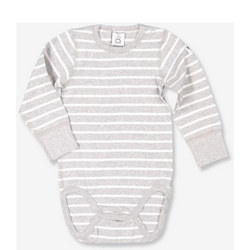 Stripe Long Sleeve Bodysuit