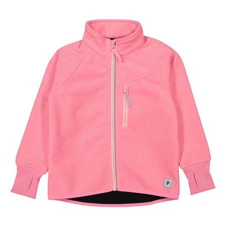 Kids Fleece Jacket Pink