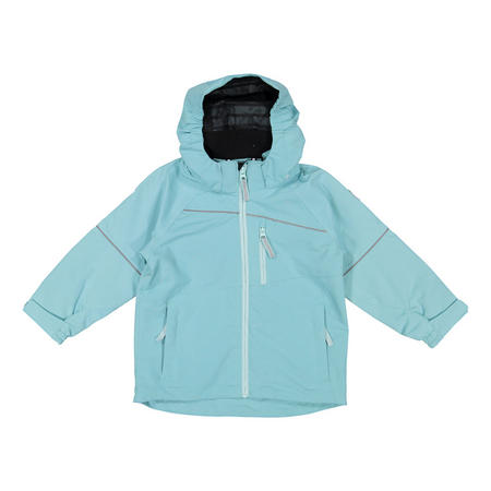 Kids Waterproof Shell Jacket Blue