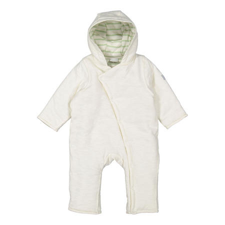 Kids Waterproof Rain Jacket Cream