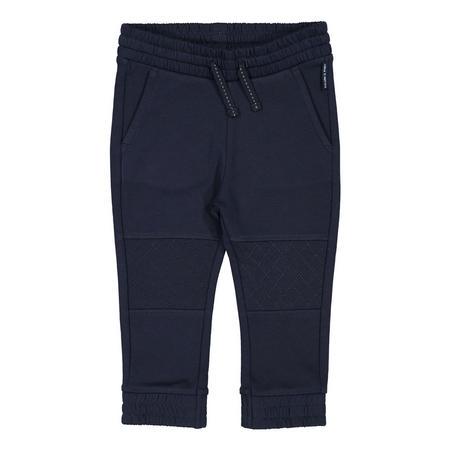 Babies Navy Joggers Blue
