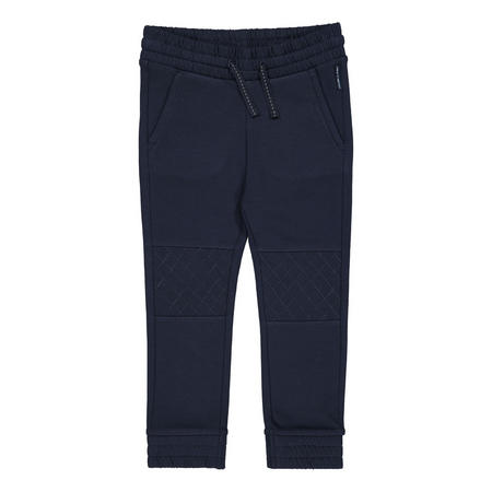 Kids Navy Joggers Blue
