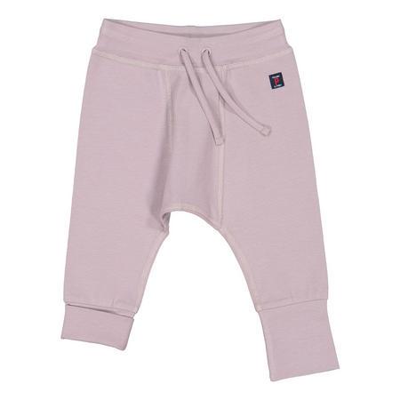Babies Soft Cotton Trousers Purple