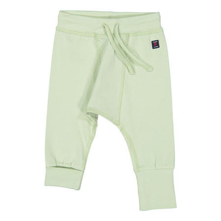 Babies Soft Cotton Trousers Green