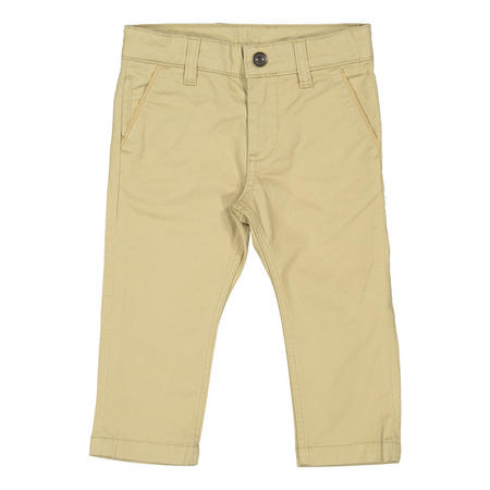 Baby Boys Smart Chinos Cream