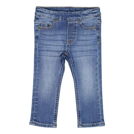 Babies Super Slim Fit Jeans Blue