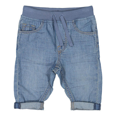 Baby Denim Trousers Blue