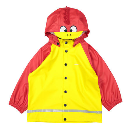 Babies Rain Jacket Yellow