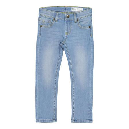 Kids Slim Fit Jeans Blue
