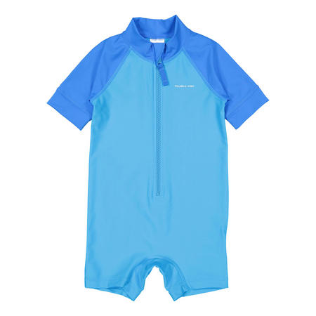 Boys UV Sun Safe Swimsuit Blue