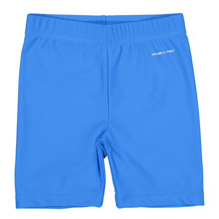 Kids UV Swim Shorts Blue