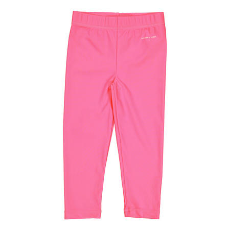 Baby Girls UV Swim Trousers Pink