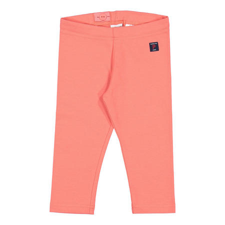 Girls Capri Leggings Pink