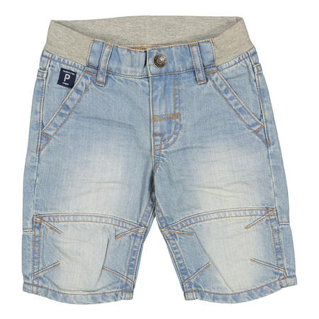 Babies Denim Shorts Blue