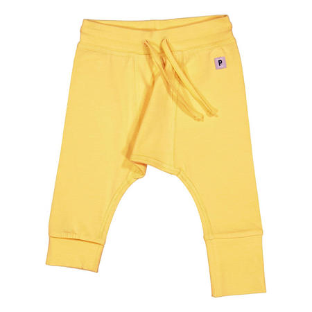 Babies Soft Cotton Trousers Yellow