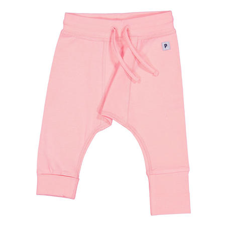 Babies Soft Cotton Trousers Pink