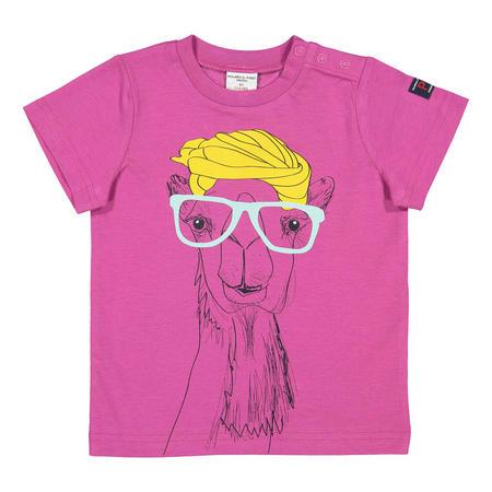 Babies Printed T-Shirt Purple