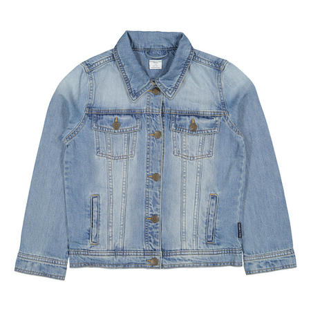 Kids Denim Jacket Blue