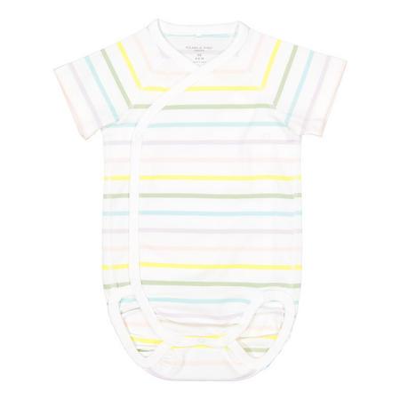 Babies Multi striped Bodysuit