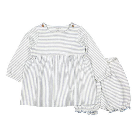 Babies Summer Dress & Shorts Set