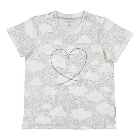 Babies Happy Cloud Print T-Shirt