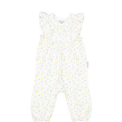 Baby Girls Ditsy Floral Playsuit