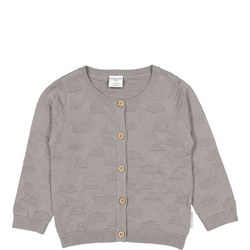 Babies Organic Cotton Cardigan
