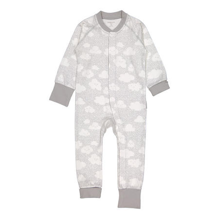 Babies Cloud Print Overall