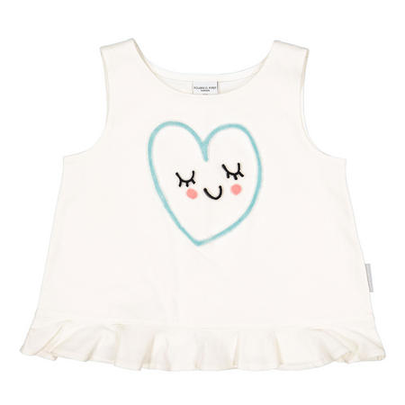 Girls Sleepy Heart Top