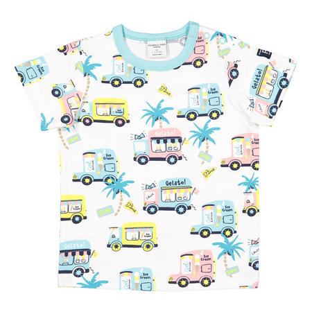 Babies Ice Cream Van T-Shirt