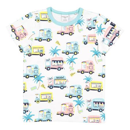 Kids Ice Cream Van T-Shirt