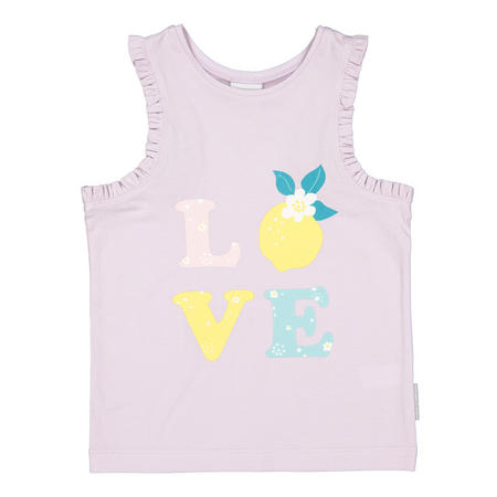 Girls Love Vest Top