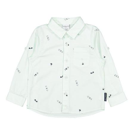 Boys summer Print Shirt