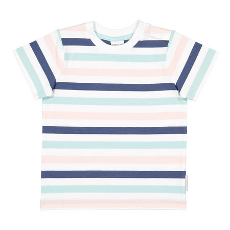 Babies Striped Organic T-Shirt