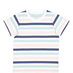 Kids Striped Organic T-Shirt