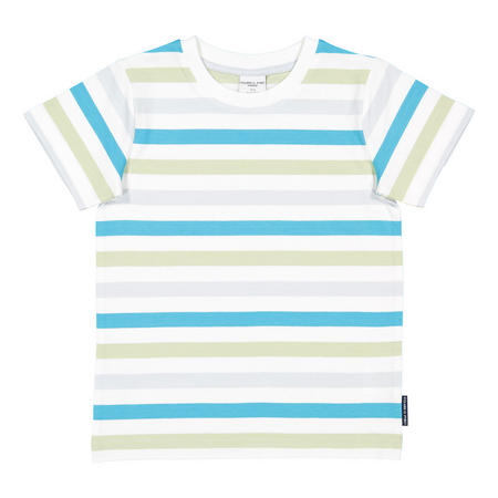 Kids Striped Organic T-Shirt