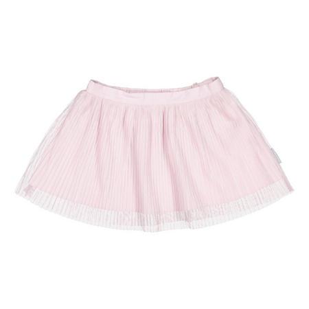 Girls Pleated Tulle Skirt
