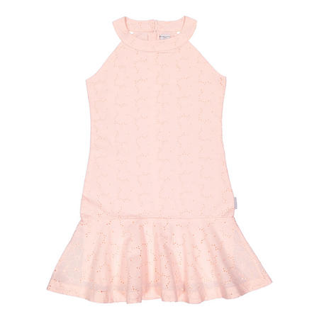 Girls Broderie Anglaise Dress