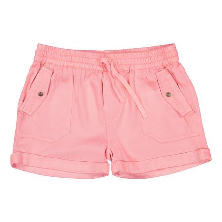 Girls Pink Shorts