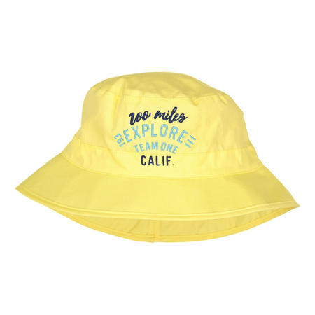 Kids embroidered sunhat