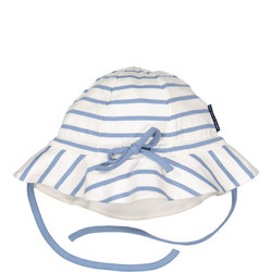 Babies Striped Sun Hat