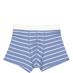 Boys Striped Boxers
