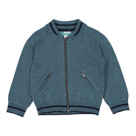 Baby Boys Zipped Cardigan