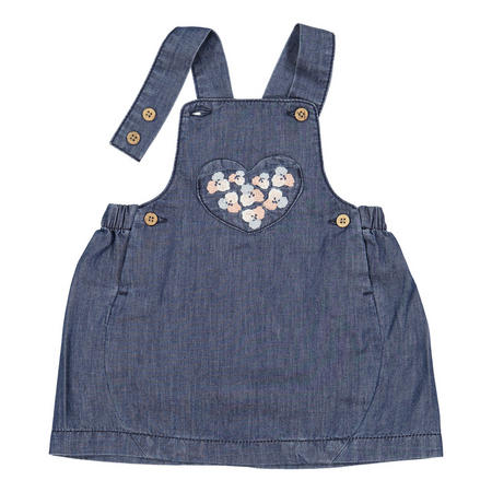Babies Organic Denim Dress