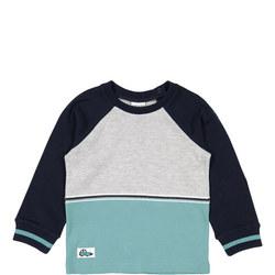Baby Boys Block Colour Top