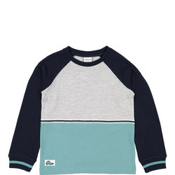 Boys Block Colour Top