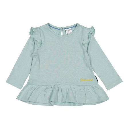 Babies Cotton Top with Frills