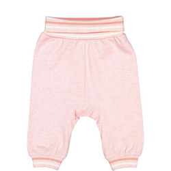 Baby Girls Pink Trousers